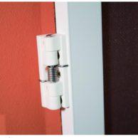 Moskitiera drzwiowa - zawias