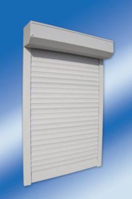 roleta zewnętrzna ST2000 biała